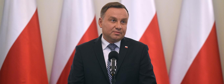 Prezydent Andrzej Duda przedstawil projekty ustaw o sadownictwie