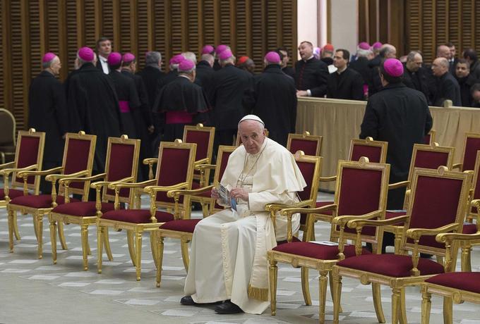 Papież Franciszek. Samotność proroka