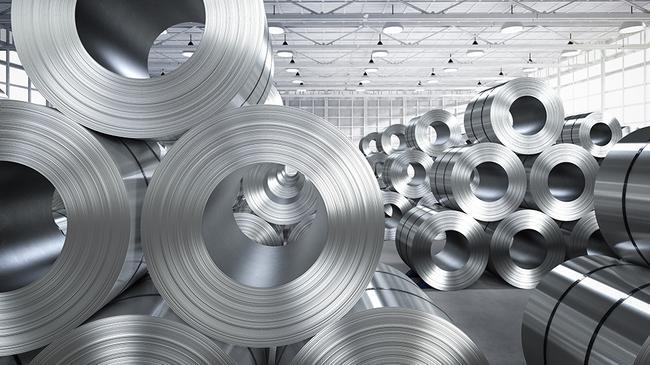 Fabryka metal przemysł