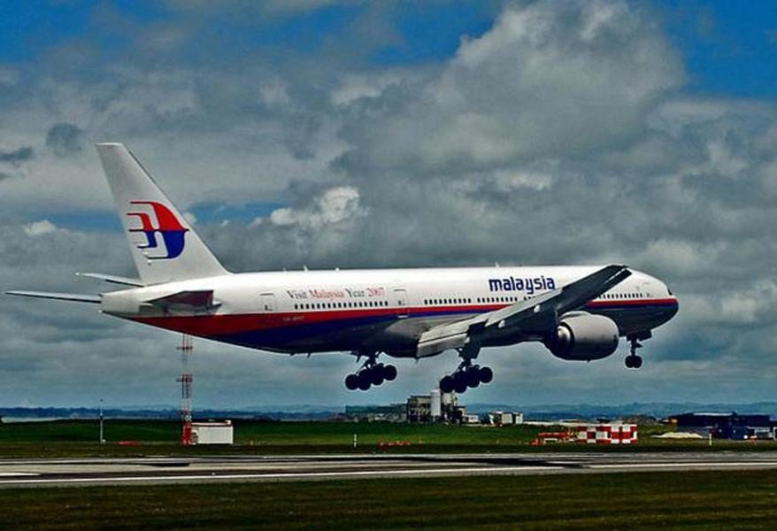 boeing 777 Malezja