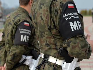 Major Żandarmerii Wojskowej znęcał się nad żoną. Przełożeni nie reagowali