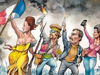 Wałęsa: Jestem większy niż Rewolucja Francuska
