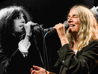Patti Smith. Pierwsza dama punk rocka