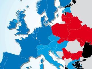 Tęczowa Europa. Zobacz, gdzie uznaje się małżeństwa osób tej samej płci [MAPA]