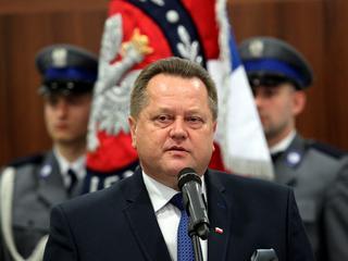 Tragiczna śmierć policjanta w Świnoujściu. Będzie dymisja wiceszefa MSWiA?