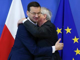 W sprawie sądów PiS grał na czas z Komisją Europejską