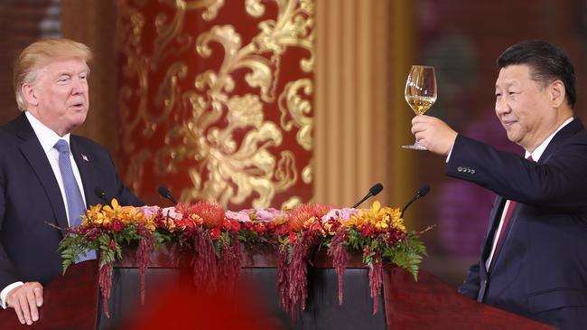Domniemana przewaga Chin nigdy nie miała charakteru gospodarczego.