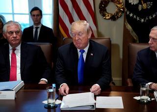 Idiota w Białym Domu