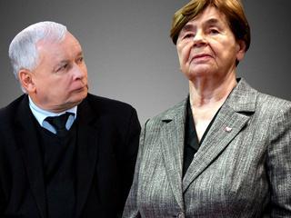 Zofia Romaszewska. Legenda, której boisię Jarosław Kaczyński