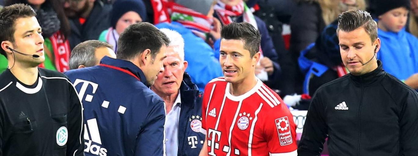 Robert Lewandowski Bayern Monachium Bundesliga reprezentacja Polski piłka nożna futbol