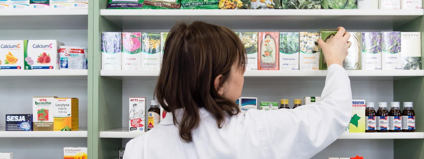 apteka aptekarz farmacja