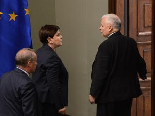 Kaczyński już nie chce rządzić z tylnego siedzenia