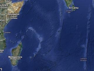 Kontynent odkryty pod wodami oceanu