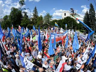Koalicja Prodemokratyczna wzywa do protestów pod Sejmem
