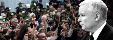 jarosław kaczyński kontrmanifestacja miesięcznica smoleńska obywatele rp