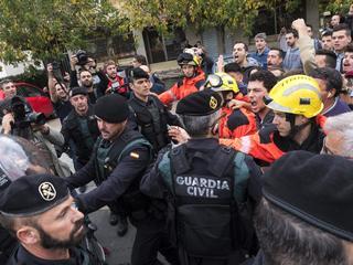 Premier Hiszpanii stał się rzecznikiem numer 1 katalońskiej niepodległości