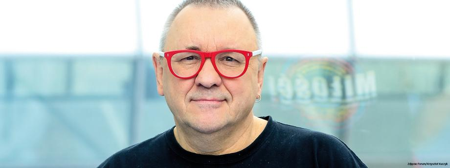 Jurek Owsiak Newsweek