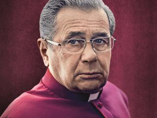 """Janusz Gajos. Dlaczego zdecydował się zagrać w """"Klerze""""?"""