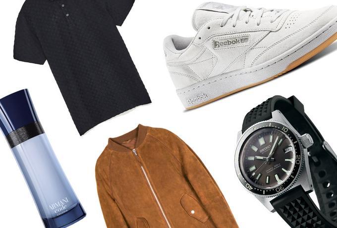 13 pomysłów na wiosenne zakupy dla mężczyzny