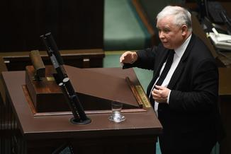 Schetyna z syndromem prymusa, ale najbardziej zaskoczył Kaczyński. Zupełnym brakiem formy
