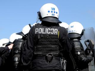 Polska policja zalicza wpadkę za wpadką