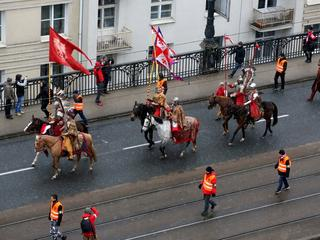 Nie ma drugiego takiego kraju, który miałby taką historyczną obsesję, jak Polska