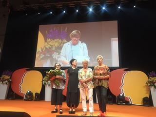 Agnieszka Holland laureatką X Kongresu Kobiet w Łodzi