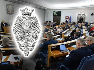 Senat będzie miał nowe logo. Będzie kosztowało... 110 tys. złotych