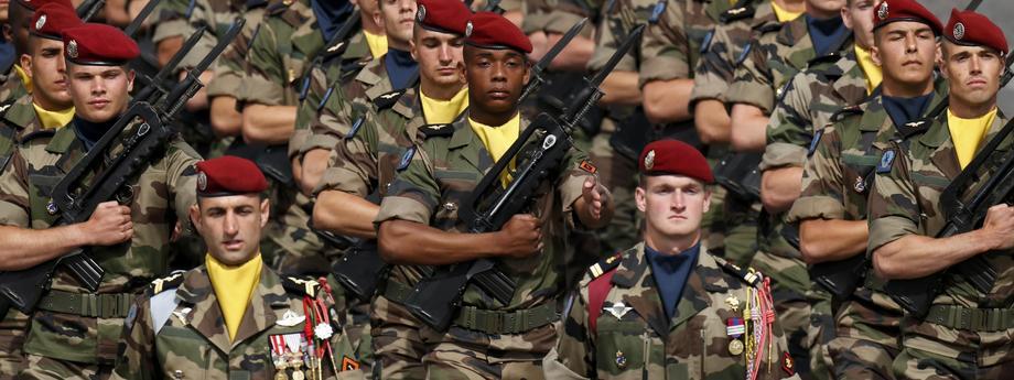 Francuska armia