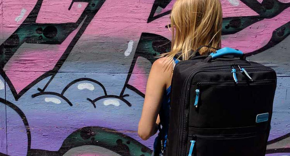 Plecak-walizka