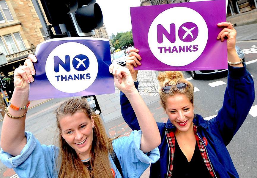 szkocja, głosowanie