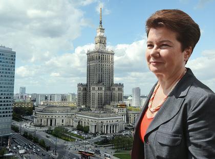 Reprywatyzacja Warszawa Hanna Gronkiewicz-Waltz