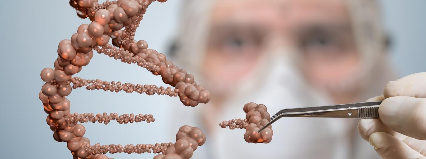 Terapia genowa. Geny