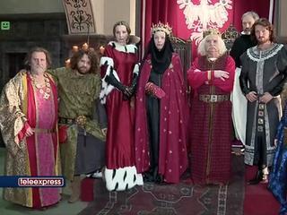 """""""Korona królów"""" – nowy serial TVP, czyli """"Kiepscy"""" trafili do """"Gry o Tron"""""""