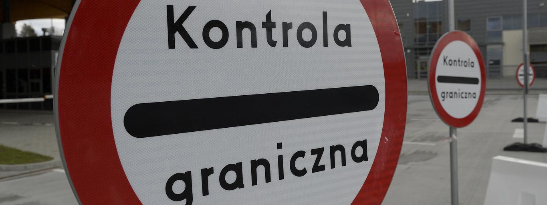BUDOMIERZ PRZEJŚCIE GRANICZNE POLSKA-UKRAINA OTWARCIE