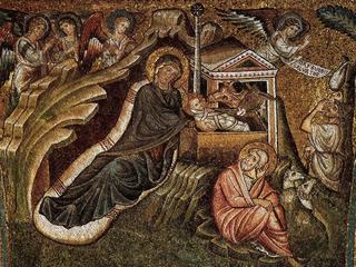 Uschnięta ręka położnej i inne legendy o Bożym Narodzeniu