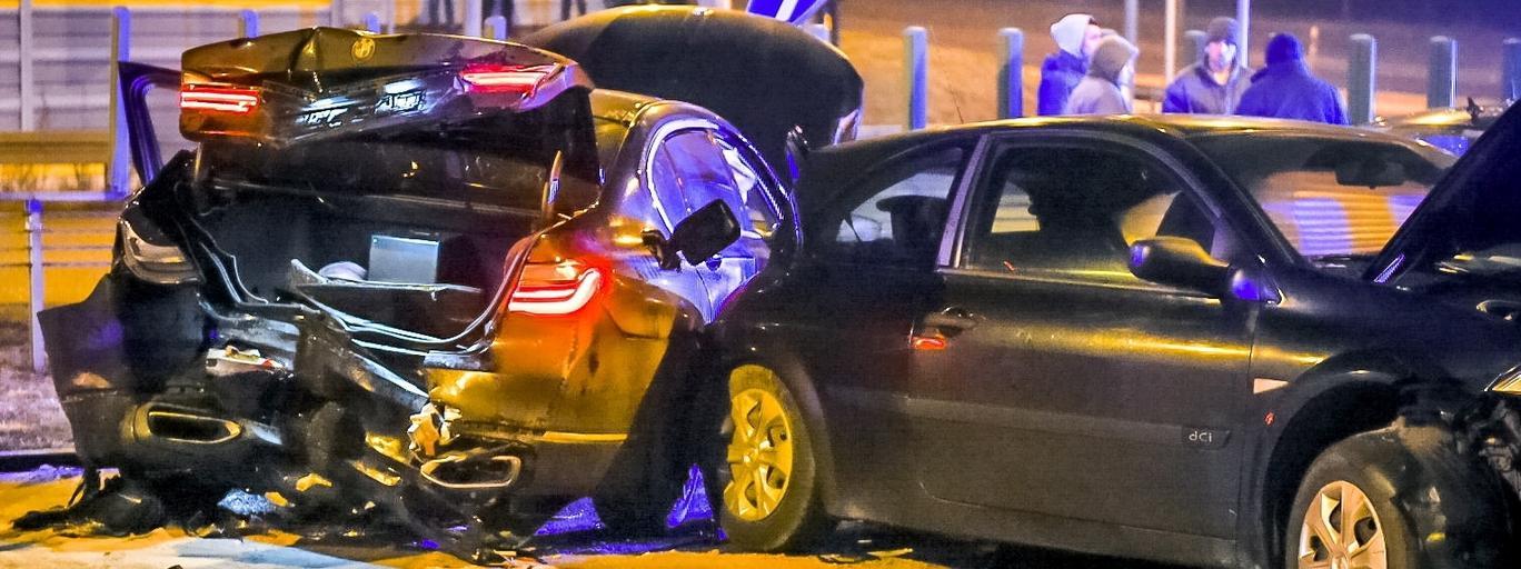 Antoni Macierewicz wypadek