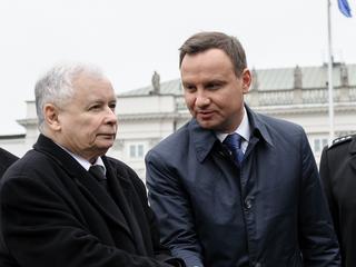 Kto zesłał Polsce Andrzeja Dudę? Bóg czy prezes Jarosław Kaczyński?
