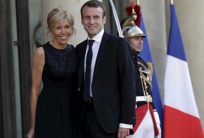 To ona odpowiada za sukces Emmanuela Macrona