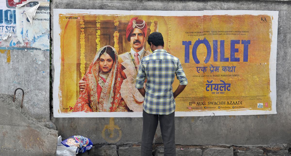 Indii problemy z higieną