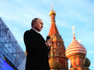 Putin walczy z korupcją