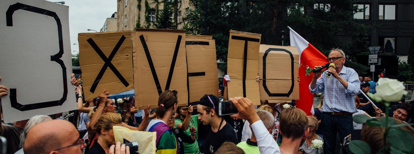 Sąd Najwyższy protest