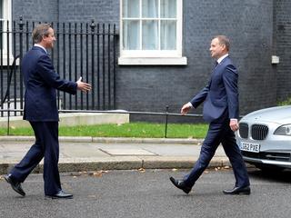 Prezydent poruszał się po Londynie taksówką? Kolejny skandal z ochroną VIP-ów