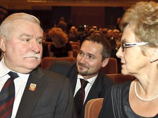 Jarosław Wałęsa: Mój ojciec jest zaszczuty