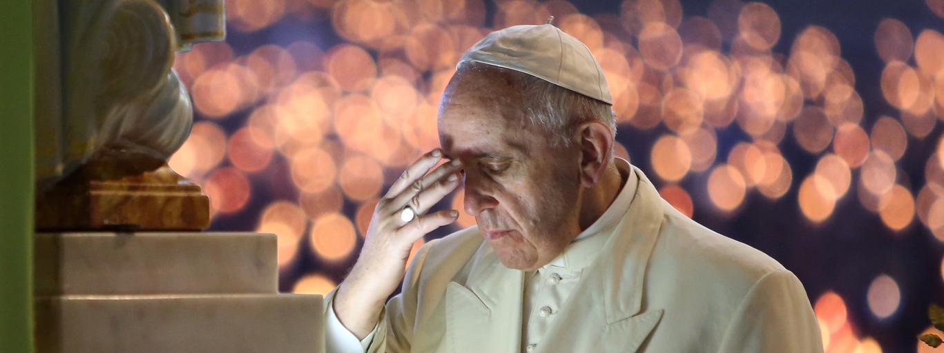 Papież Franciszek Watykan Kościół katolicki