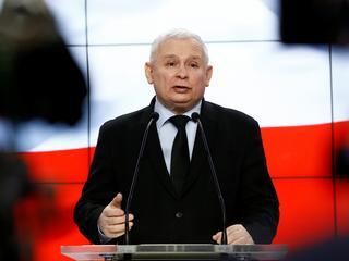 Fotograf wystawił zdjęcie Kaczyńskiego na aukcję WOŚP. Allegro szybko ją usunęło