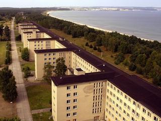 Prora. Największy hitlerowski ośrodek wczasowy znajdował się nad Bałtykiem