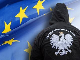 Miłość Polaków do Unii Europejskiej to tylko fasada