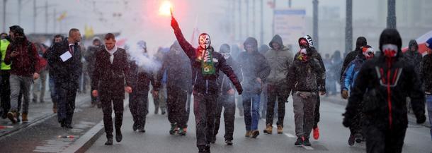 Marsz Niepodległości 2016