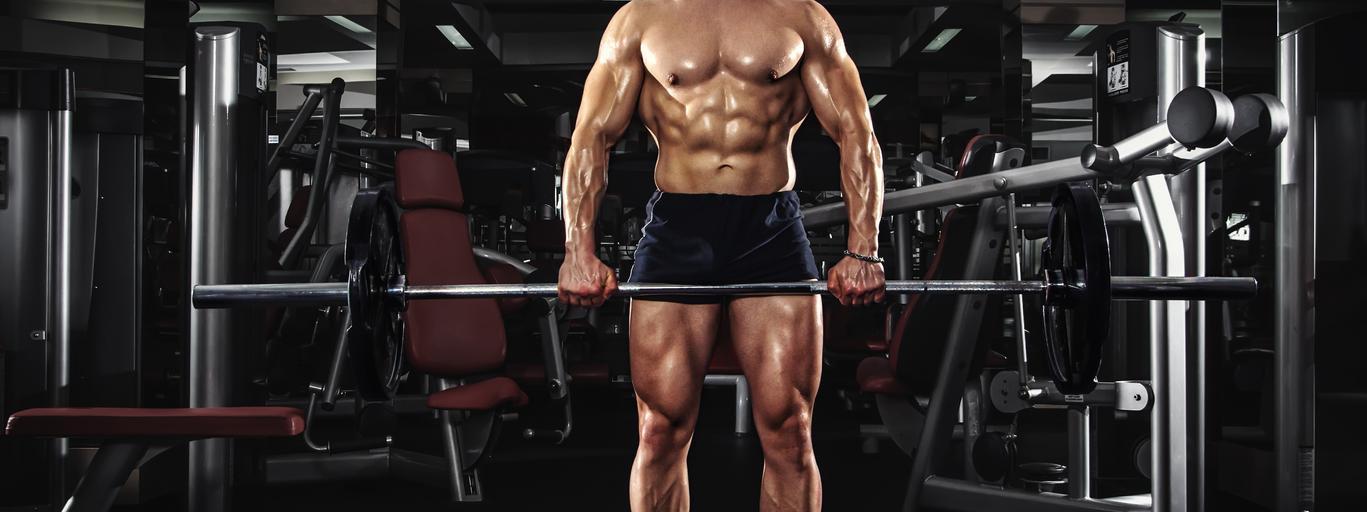 Hantle sztangi siłownia sport zdrowie